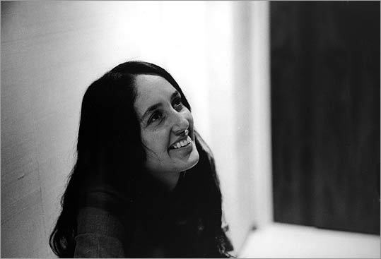 16. Joan Baez The queen of folk and friend of Bob Dylan racked up almost a quarter more votes than the next-place finisher. Pictured: Baez in the documentary, 'Joan Baez: How Sweet the Sound.'