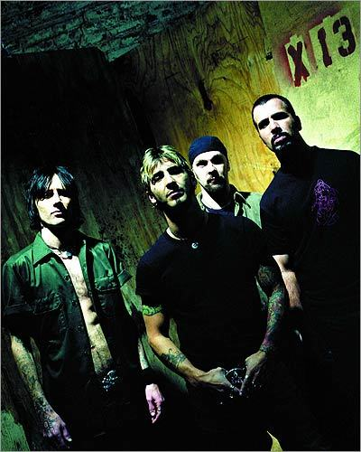 21. Godsmack These Lawrence metalheads have earned four Grammy nominations and plenty of votes from our readers.