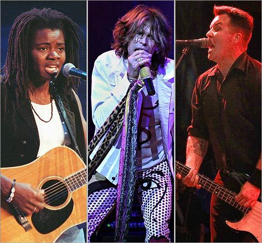 We asked you, the readers, to help us decide Boston's best musical act of all-time . After more than 8,000 votes and plenty of heated arguments, you crowned a champion. En route, you made your voice heard by casting enough write-in ballots to place a surprise pick on this list. Click through to see Boston.com readers' top 25 choices. Don't forget to tell us what you think . This Friday, The Globe Magazine will reveal its picks for 'Boston's 25 All-Time Best Pop Music Acts' online. The full issue will be out in print on Sunday, August 8.