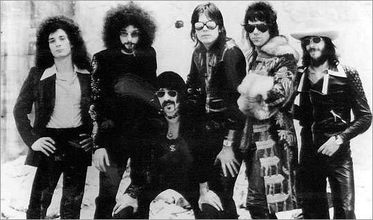 7. J. Geils Band/Peter Wolf The 'Centerfold' hitmakers and Boston fixtures firmly placed in the top 10. 'I'm a J. Geils gal, all the way,' writes reader, cosmogirl. 'They are hard drivin' men! Whamma jamma!' Another reader agreed. 'Gotta go with the J. Geils Band every time,' writes Mattyhorn.