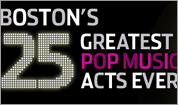 Boston 25 all-time best pop music acts