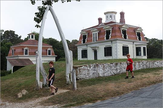 Captain Edward Penniman House in Eastham.