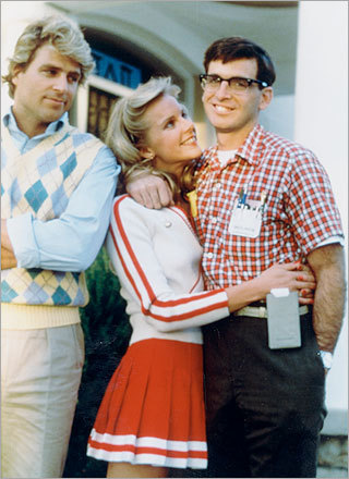 4. 'Revenge of the Nerds' (1984) Geeks rule the world in this tale of a bunch of awkward students -- who join a fraternity, Lambda Lambda Lambda -- out to settle the score with the fraternity brother jocks and their sorority friends who torture them.