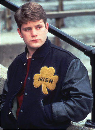 3. 'Rudy' (1993) ''Rudy' is both the nickname and underdog story of Daniel Ruettiger (Sean Astin), an ungifted runt from a working-class family in Illinois. His only gifts were a refusal to listen to everyone telling him to forget Notre Dame and a willingness to do whatever he had to do to make the team. Mostly, this amounted to serving as a human crash dummy for the varsity during practice sessions. Finally, he played the last 27 seconds of the last game of the season in 1975, against Georgia Tech, as thousands, including teammate Joe Montana, cheered him on. His gutsy spirit, which is what got him there, is what the film is about,' writes Jay Carr .