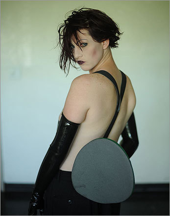 In the 16 years since her graduation from Lexington High School, Amanda Palmer has built an international fan base as half of the musical duo the Dresden Dolls and more recently as a solo artist. Now, Palmer is set to star as the Emcee in a production of John Kander and Fred Ebb's 'Cabaret' at the ART. Her secret weapon for the show? Her high school mentor. Browse through recent coverage of the performer...