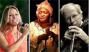 Sheryl Crow, Khaira Arby, Gidon Kremer