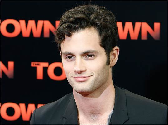 Penn Badgley at 'The Town'