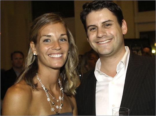 Erin Porter and Ryan Nagle