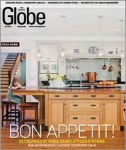 Sept. 26 Globe Magazine: Your Home