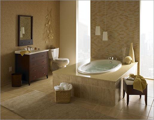 Bath renovations