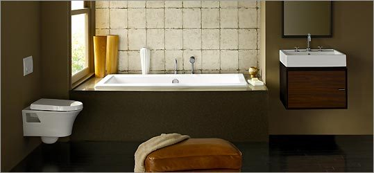 Bathroom Renovation Resale Value bath renovations that wow - the boston globe