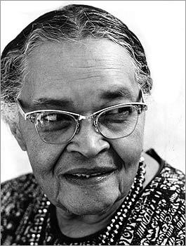 Melnea Cass: A Roxbury resident born in 1896 who devoted six decades of her life to the fight for civil rights.