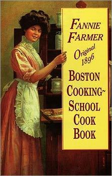 "Fannie Farmer: Born in 1857, Farmer attended Medford High School and the Boston Cooking School. She was struck by the inexact instructions in recipes calling for a ""dash"" of salt or a ""pinch"" of pepper and introduced, in her 1896 cookbook (pictured), the idea of level spoon and cup measurements."