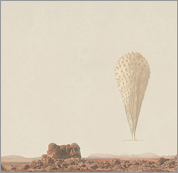 'Mars: Adrift on the Hourglass Sea'