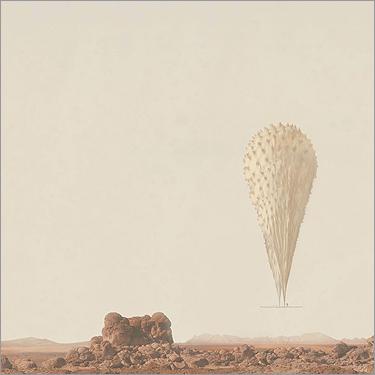 'Distant Balloon'