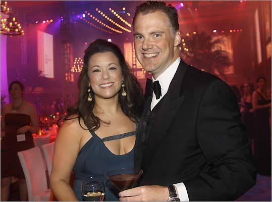 Karen and Gian Fabbri of Boston.