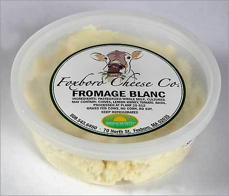 FRESH FROMAGE BLANC