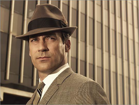 Don Draper (played by Jon Hamm on 'Mad Men') joins a select list of TV antiheroes.