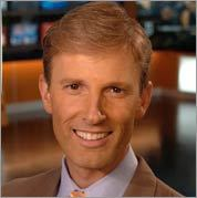WCVB-TV Channel 5 meteorologist David Brown