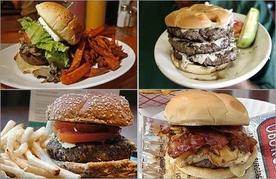 We've been doing our burger homework here at Boston.com, including asking our readers for their favorites . Check out the Top 10 and find out which patty is the most beloved burger in Greater Boston. Also, re-rank this list and add new suggestions .