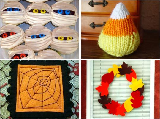 Halloween Craft Project Ideas