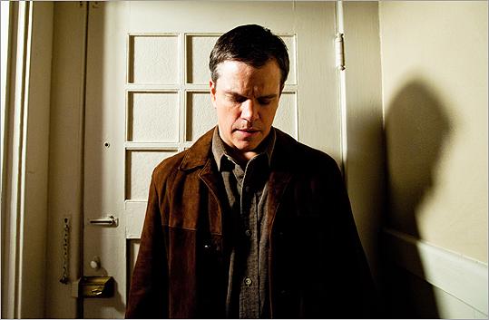 Matt Damon in 'Hereafter'