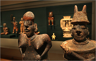 Art of Central and South America and Native American cultures