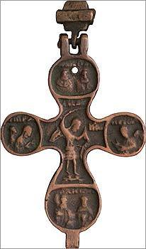 Saint Nikita, circa 1400.