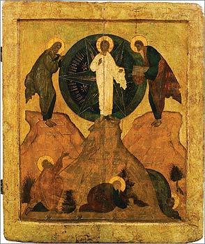 Transfiguration, circa 1510.