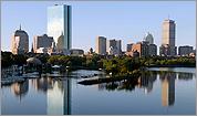 Boston visitors' guide