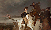 'The Passage of the Delaware,' Thomas Sully