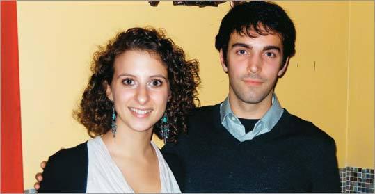 Florencia Rago and Nick Nardini