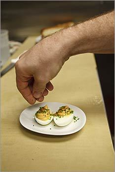 D Deviled eggs (Recipe)