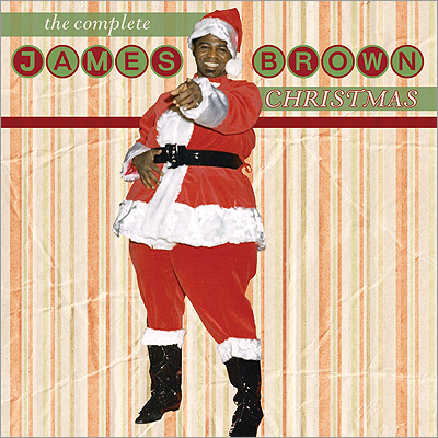 James Brown, 'The Complete James Brown Christmas' This is officially the Christmas soundtrack for people who don't think they could ever like such a thing. This double-disc album from Hip-O Select collects all of the late Godfather of Soul's festive recordings: 'Christmas Songs' (1966), 'A Soulful Christmas' (1968), and 'Hey America' (1970), plus a handful of bonus tracks. Whether he's funky ('Santa Claus Go Straight to the Ghetto') or jolly ('Let's Make Christmas Mean Something This Year'), Brown makes you feel good — you knew that he would now.