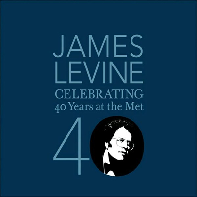 James Levine, 'Celebrating 40 Years at the Met' Levine made his Met debut in 1971, and to mark his anniversary, the company has compiled two massive box sets with mostly previously unavailable telecasts and radio broadcasts. A remarkable operatic legacy, presented on 21 DVDs and 32 CDs.