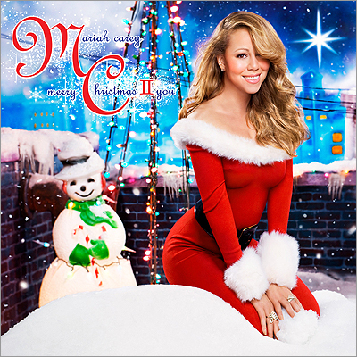 Mariah Carey, 'Merry Christmas II You' For fans who've worn out their copy of the diva's first Christmas release from 1994, Carey returns with a mixed Santa's bag of goodies. Having scored with 'All I Want for Christmas Is You' — included here in an 'Extra Festive' remix — Carey offers up five originals including the bouncy 'Oh Santa!' and the seasonal slow jam 'When Christmas Comes.' Much of the rest of the set is Carey applying her breathy pipes to familiar carols and hymns, including a skyscraping live take on 'O Holy Night.'