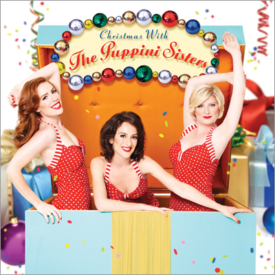 The Puppini Sisters, 'Christmas With the Puppini Sisters' It's fitting that a trio so indebted to the Andrews Sisters would include a cover of 'Mele Kalikimaka,' the Hawaiian-themed Christmas song made famous by the Andrewses and Bing Crosby, on their new holiday release. It's just one of the many highlights on this terrific Christmas album that lets the Puppinis (above) have a ball, from the jazzy waltz treatment of Wham's 'Last Christmas' to sultry seasonal staples such as 'Santa Baby.'