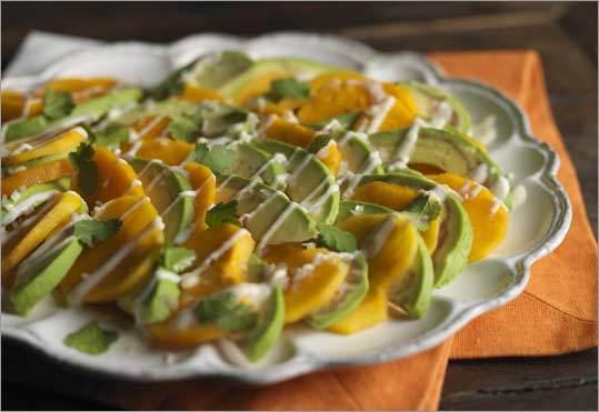 Persimmon recipe