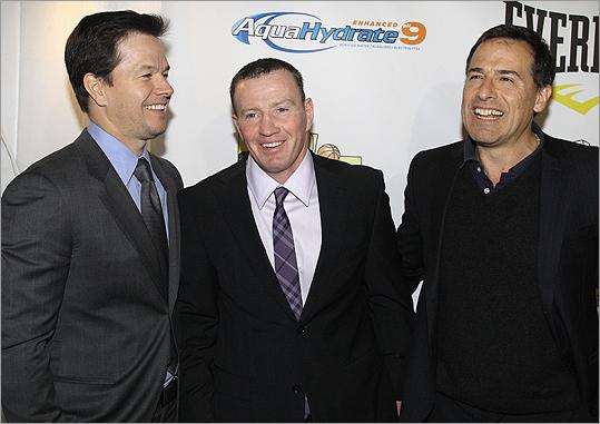 Mark Wahlberg, Micky Ward, David O. Russell