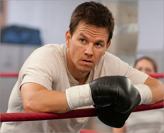 "'The Fighter' ""The Fighter,'' too, is about private endeavor in a public arena, specifically asking how a boxer named Micky Ward (Mark Wahlberg) can become his own man rather than the fighter imagined by his mother (Melissa Leo) and brother (Christian Bale). The most radical aspect of David O. Russell's galvanizing boxing biopic is that it goes against a century of accumulated Hollywood wisdom to insist your family can be your worst enemy — and that you eventually have to strike a truce with that enemy before you can move on. — T.B."