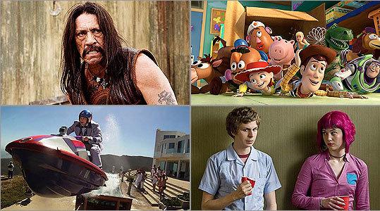 Wesley Morris's top 10 movies of 2010