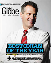 Bostonian of the Year: Scott Brown