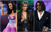 Photos from the 2011 People's Choice Awards