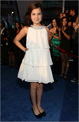 Actress Bailee Madison.