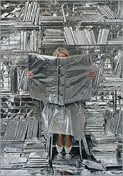 'Lost in my Life (Wrapped Books)'