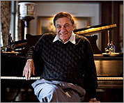 Richard M. Sherman, who co-wrote the music for the 'Mary Poppins' movie.