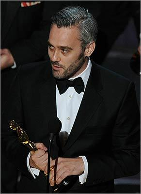 'The King's Speech' producer Iain Canning accepted the award for best picture.