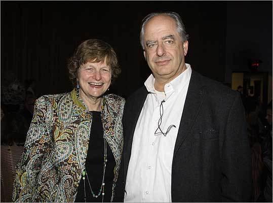 2011 MassArt President's Award ceremony