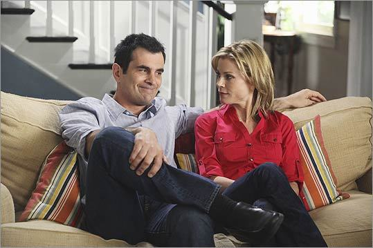 MODERN FAMILY Even scripted shows such as ''Modern Family'' have characters ducking away to confide in the camera.