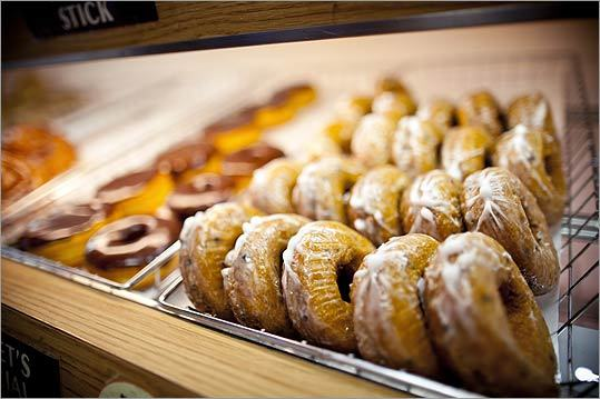 Which shop makes your favorite doughnut? customer surveys